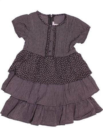 Robe fille ORCHESTRA gris 2 ans hiver #1494530_1