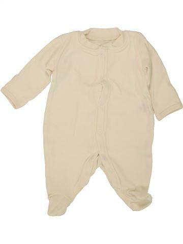 Pyjama 1 pièce unisexe MATALAN bleu naissance été #1494564_1