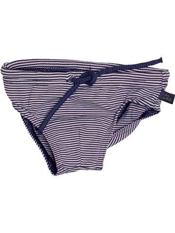 Bañador niño PETIT BATEAU violeta 3 meses verano #1494682_1