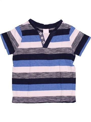Polo manches courtes garçon C&A gris 3 ans été #1494788_1