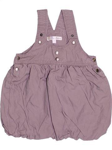 Vestido niña KIABI violeta 3 meses invierno #1494810_1