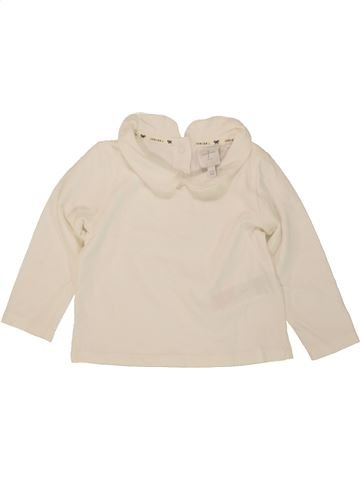 Camiseta de manga larga niña JASPER CONRAN azul 12 meses invierno #1494854_1