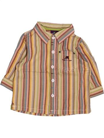 Camisa de manga larga niño SERGENT MAJOR marrón 6 meses invierno #1494974_1