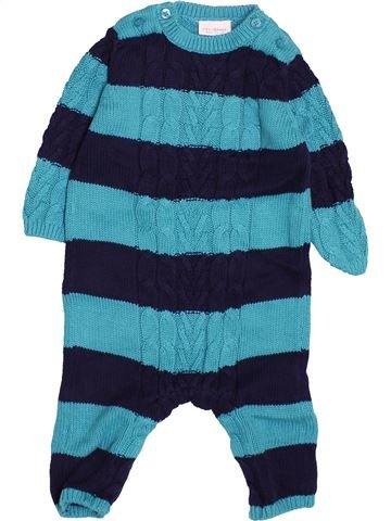 Combinaison longue garçon NEXT bleu 6 mois hiver #1495201_1