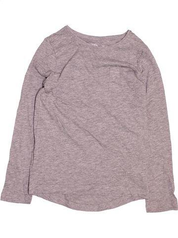 T-shirt manches longues fille PRIMARK violet 8 ans hiver #1495361_1
