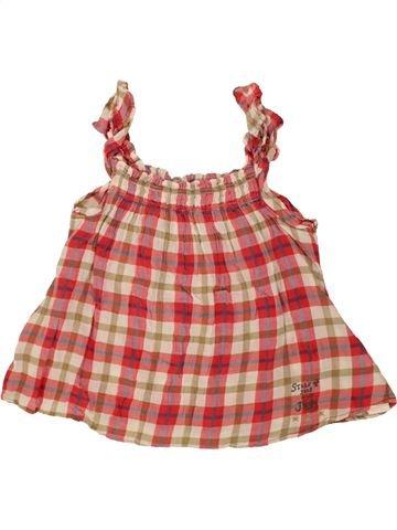 Camiseta sin mangas niña IKKS rosa 8 años verano #1495406_1