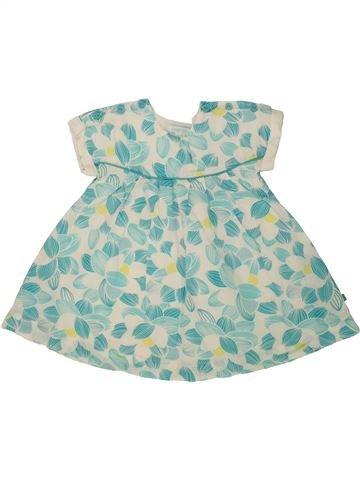 Robe fille OKAIDI bleu 12 mois été #1495763_1