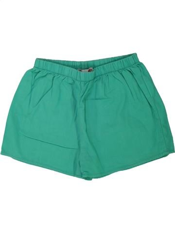 Short - Bermuda fille DPAM vert 3 ans été #1495969_1