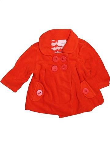 Abrigo niña NEXT rojo 6 meses invierno #1496002_1