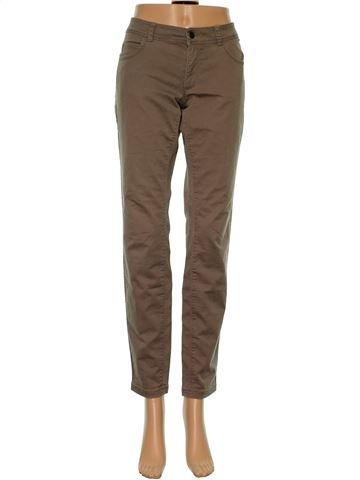 Pantalon femme BENETTON 42 (L - T2) été #1496122_1