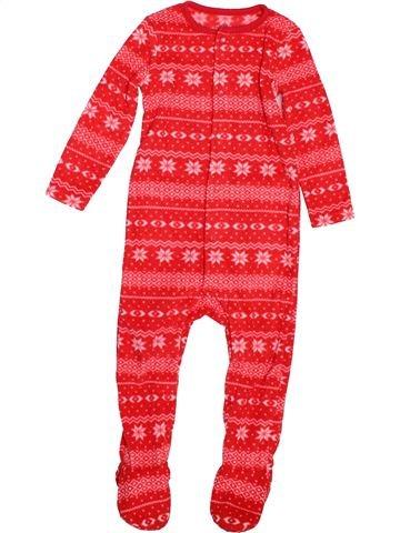 Bata niña F&F rojo 18 meses invierno #1496357_1