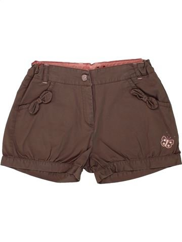 Short - Bermuda fille SERGENT MAJOR marron 12 ans hiver #1496625_1