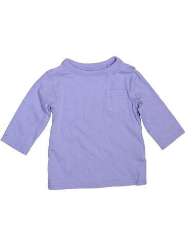 T-shirt manches longues garçon NEXT bleu 9 mois hiver #1496647_1