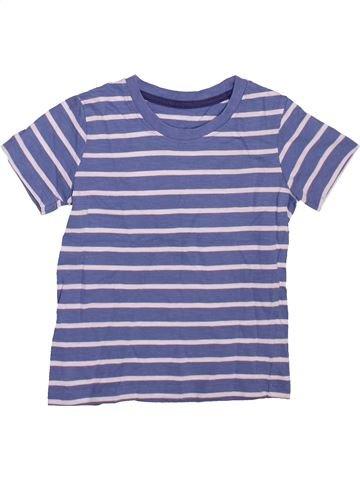 Camiseta de manga corta niño MATALAN azul 4 años verano #1496720_1