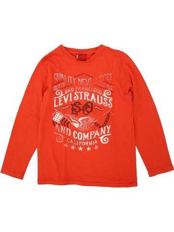 Camiseta de manga larga niño LEVI'S naranja 10 años invierno #1496887_1