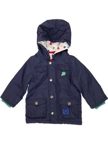 Manteau garçon DPAM bleu 18 mois hiver #1496927_1
