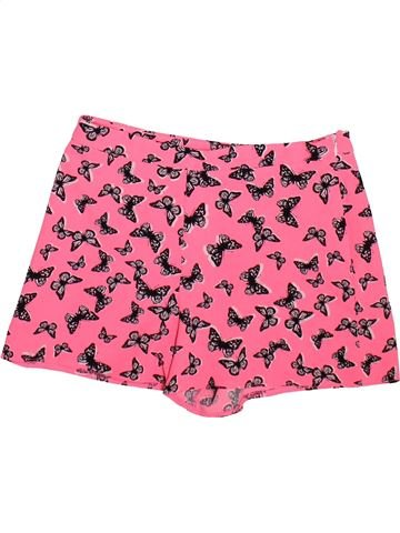 Short - Bermuda fille NEW LOOK rose 13 ans été #1497133_1