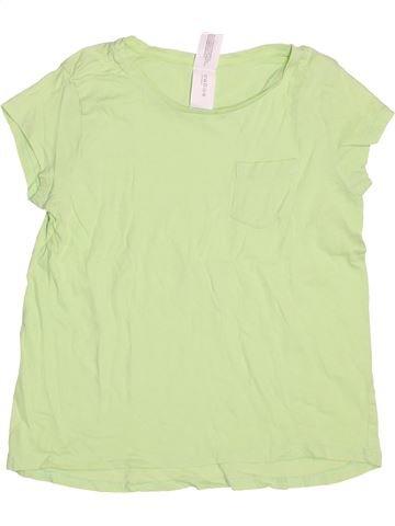 Camiseta de manga corta niña C&A beige 10 años verano #1497635_1