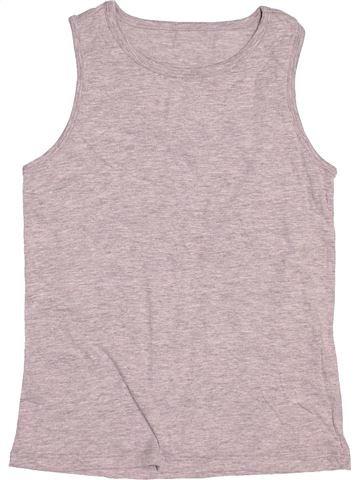 Top - Camiseta de tirantes niño PRIMARK gris 12 años verano #1497638_1