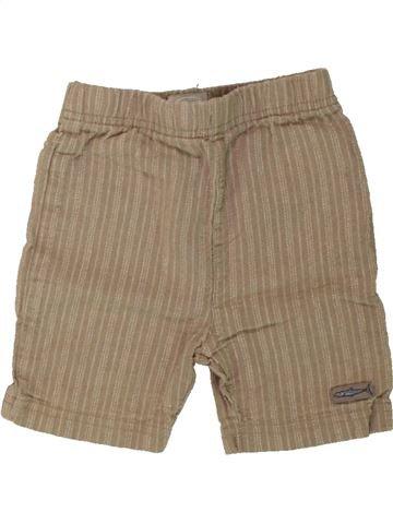 Short - Bermuda garçon PREMAMAN beige 3 mois été #1497723_1