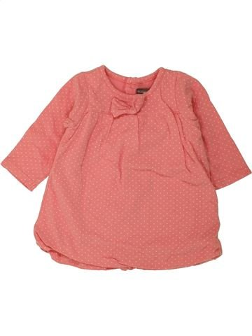 Robe fille SERGENT MAJOR orange 6 mois hiver #1497899_1