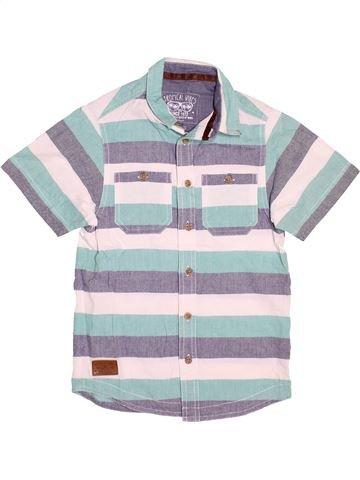 Camisa de manga corta niño PRIMARK blanco 9 años verano #1497942_1