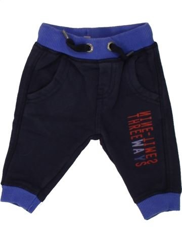 Pantalón niño GRAIN DE BLÉ azul 3 meses invierno #1498103_1