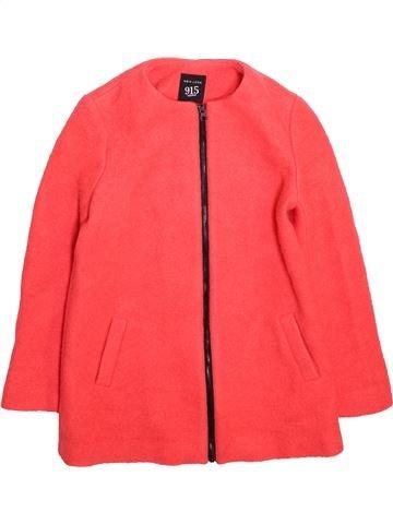 Abrigo niña NEW LOOK rojo 9 años invierno #1498366_1