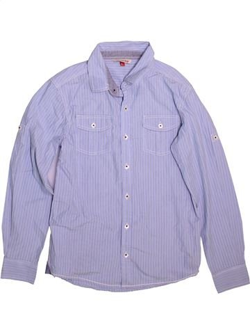 Camisa de manga larga niño JOHN LEWIS gris 10 años invierno #1498406_1