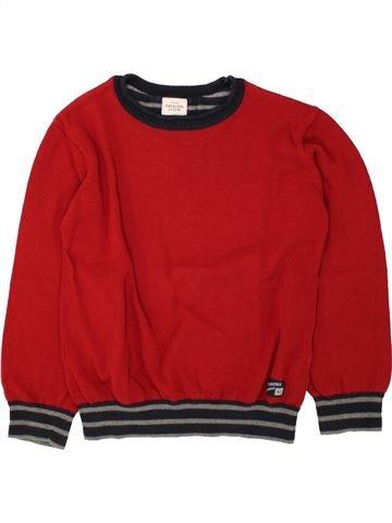 jersey niño TAPE À L'OEIL rojo 6 años invierno #1498477_1