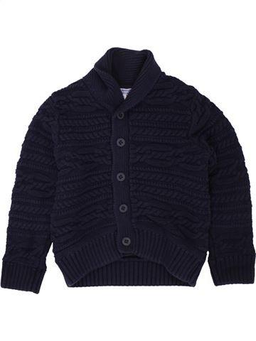 Chaleco niño JACADI negro 4 años invierno #1498495_1