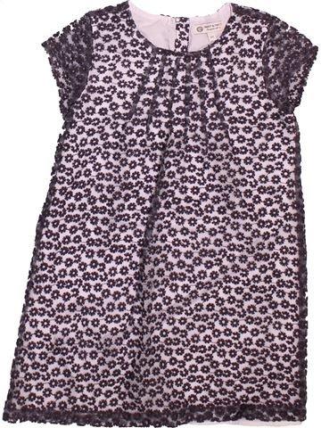 Vestido niña C&A violeta 7 años verano #1498502_1