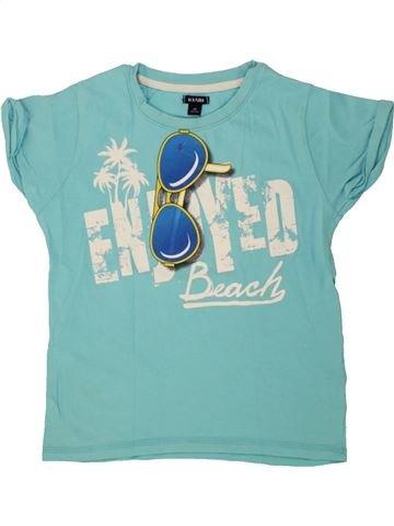 Camiseta de manga corta niño KIABI azul 5 años verano #1498598_1