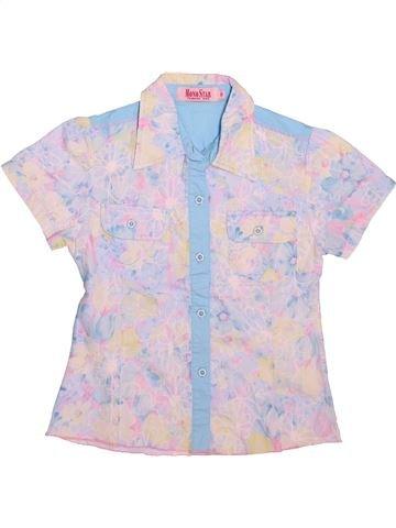 Blusa de manga corta niña MONO STAR blanco 10 años verano #1498599_1
