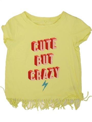 Camiseta de manga corta niña NEXT amarillo 10 años verano #1498647_1
