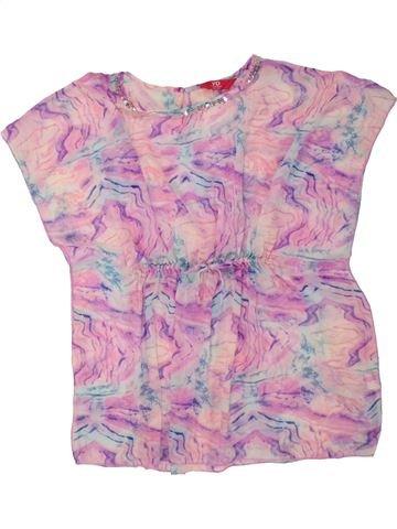 Blusa de manga corta niña PRIMARK rosa 9 años verano #1498654_1