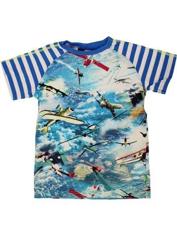 Camiseta de manga corta niño MOLO gris 7 años verano #1498658_1