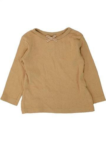Camiseta de manga larga niña NEXT marrón 6 meses invierno #1498706_1