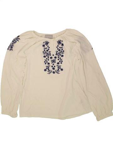 Camiseta de manga larga niña MATALAN beige 9 años invierno #1498718_1