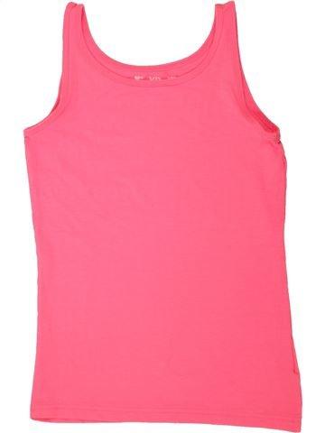 T-shirt sans manches fille PRIMARK rose 12 ans été #1498728_1