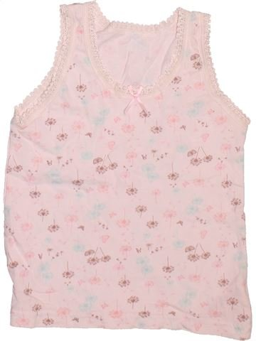 Camiseta sin mangas niña MATALAN blanco 3 años verano #1498739_1