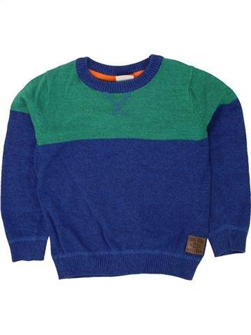 jersey niño F&F azul 4 años invierno #1498746_1
