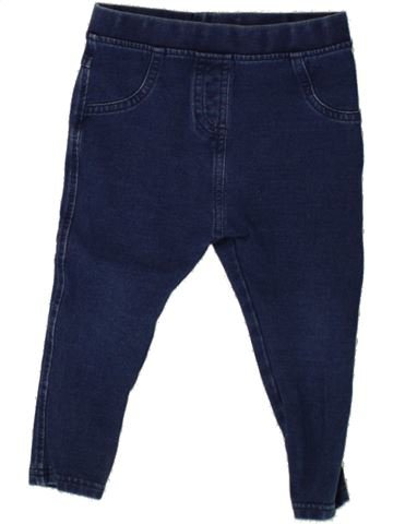 Tejano-Vaquero niña MARKS & SPENCER azul 18 meses verano #1498771_1