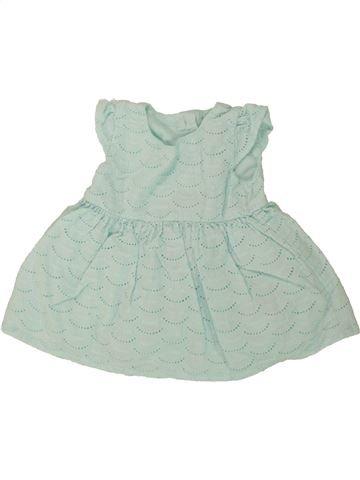 Blusa de manga corta niña PRIMARK gris 3 meses verano #1498775_1