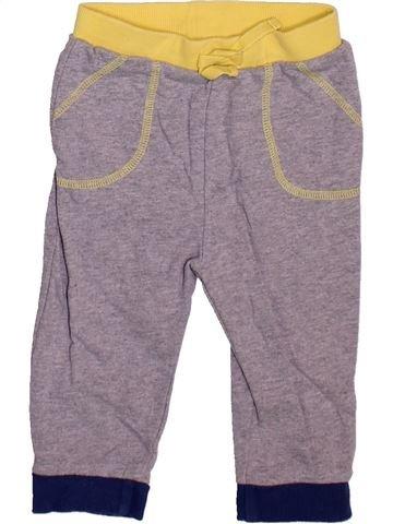 Pantalon garçon M&CO gris 9 mois hiver #1498784_1