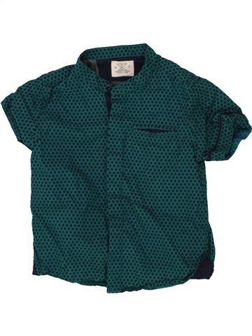 Camisa de manga corta niño NEXT verde 12 meses verano #1498892_1
