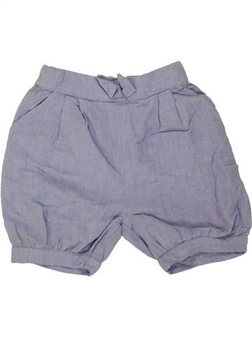 Short-Bermudas niña MARKS & SPENCER gris 18 meses verano #1498997_1