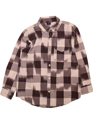 Camisa de manga larga niño GAP violeta 9 años invierno #1499020_1