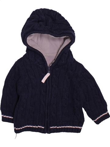 Veste garçon MOTHERCARE noir 6 mois hiver #1499025_1