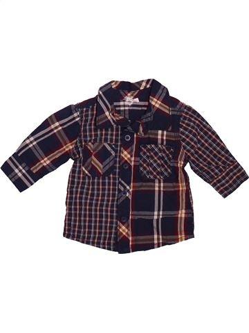 Camisa de manga larga niño F&F beige 1 mes invierno #1499261_1